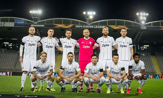 SOCCER - UEFA EL, LASK vs Manchester