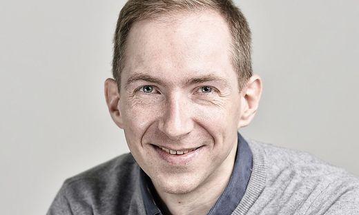 Pascal Nicolay leitet das neue Forschungszentrum der FH