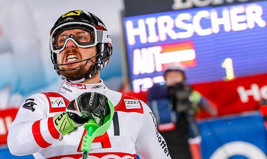 Ski Alpin: Hirscher: