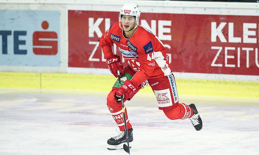 ICE HOCKEY - EBEL, KAC vs VSV