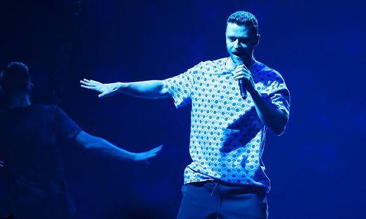 Justin Timberlake meldet sich musikalisch zurück