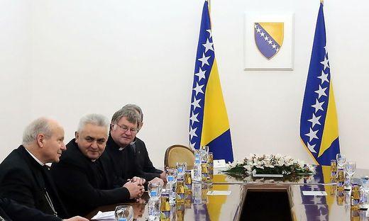 BOSNIA-RELIGION-CATHOLICISM