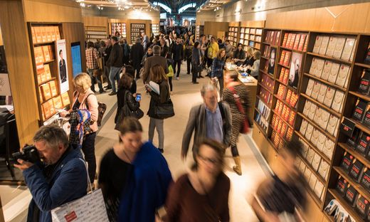 Buchmesse Frankfurt