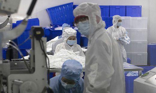 Forschungslabor Wuhan