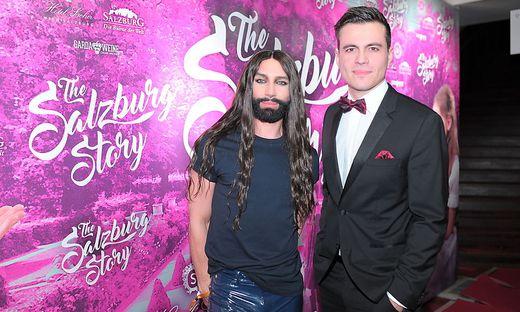 Der Kärntner Regisseur Alexander Lercher mit Conchita