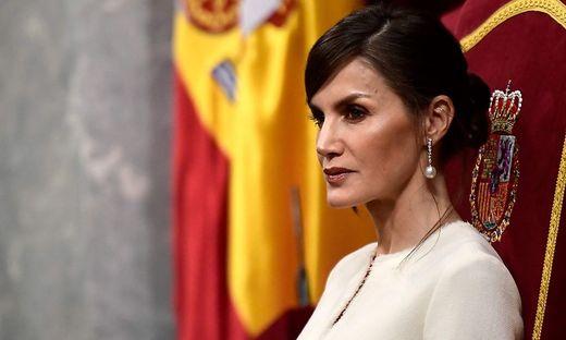 Das Buch über Letizia wühlt Spanien auf