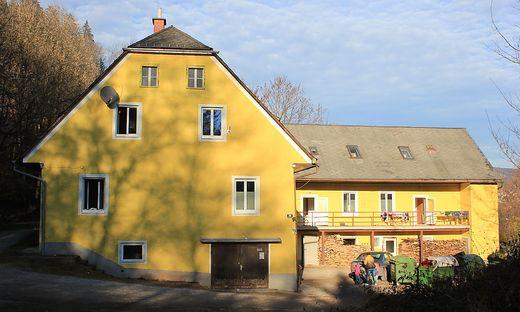 Das ehemalige Etablissement am Fuße des Heiligen Bergs in Bärnbach wurde zum Flüchtlingsquartier umfunktioniert