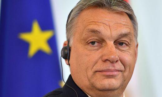 AUSTRIA-HUNGARY-POLITICS-KURZ-ORBAN