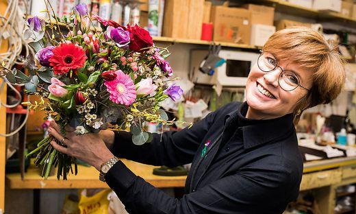 Brommers persönlichen Favoriten zum Valentinstag sind Ranunkeln und Anemonen