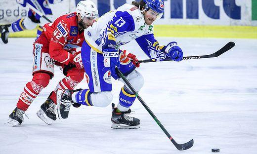 ICE HOCKEY - ICEHL, KAC vs VSV