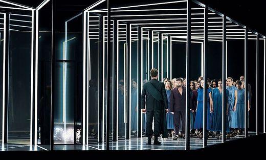 """La Clemenza di Tito"" im Theater an der Wien: eine maue Sache"