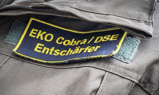BMI Cobra Entschaerfungsdienst Werft Klagenfurt