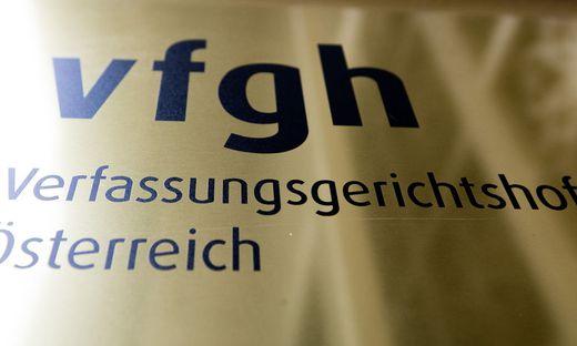 OeFFENTLICHE VFGH-VERHANDLUNG ZUR BP-WAHL-ANFECHTUNG