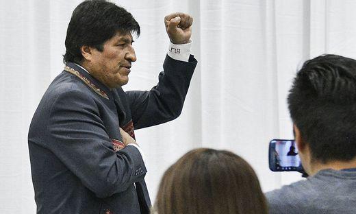Auszählung beendet: Sieg für Morales bei Bolivien-Wahl