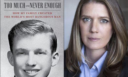Mary Trump, Autorin des Buches über ihren Onkel Donald Trump