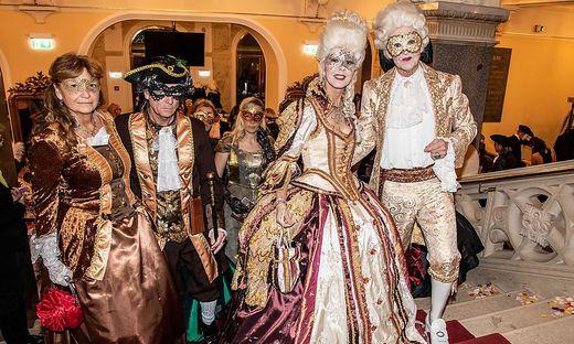 Ballo di Casanova im Congress Graz