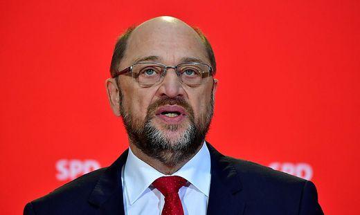Neuwahlen oder nicht? Druck auf SPD-Chef Schulz wächst