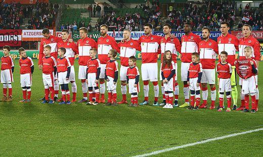 Österreichs Nationalteam befindet sich in Topf 1 der Liga B