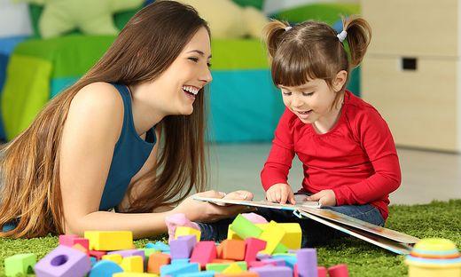 Die Arbeitszeit an die Öffnungszeiten des Kindergartens anpassen!