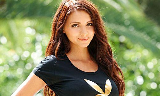 Antonia Petrova: Grazerin ist Miss Dezember im Playboy