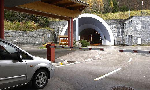 Slowenien verschärft - wie hier am Loiblpass - die Grenzkontrollen