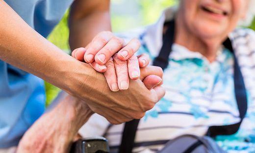 Die Herausforderungen in der Pflege werden immer größer
