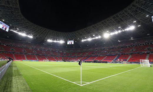 SOCCER - UEFA Supercup, Bayern vs Sevilla