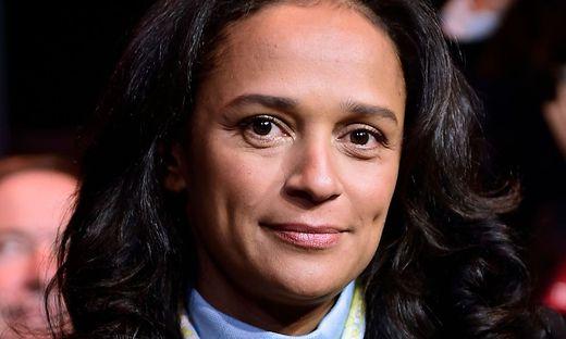 Isabel dos Santos, Tochter von Angolas Ex-Präsidenten José Eduardo