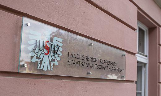 Der Mann musste sich am Landesgericht Klagenfurt verantworten