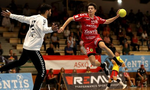 Die Kleine Zeitung überträgt Handball-Spiele der heimischen spusu-Liga