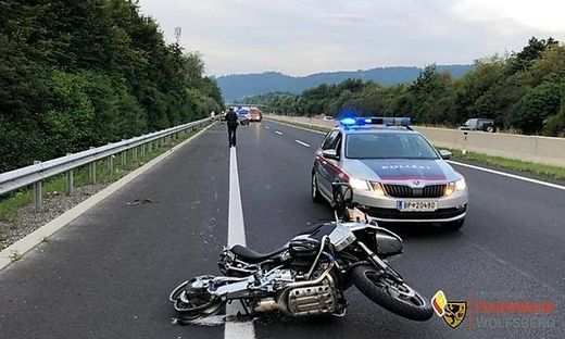 Unfall auf der A2