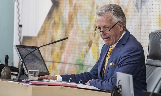 Landtagsabgeordneter Herbert Gaggl