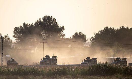 Erdogans Invasion in Syrien