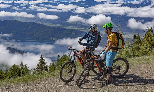 """E-Motions"": Das E-Bike-Event am Millstaetter See"