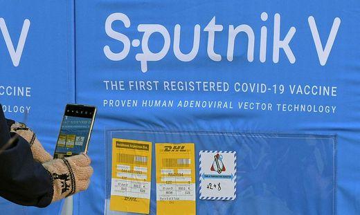 Sputnik, Zulassung, EU