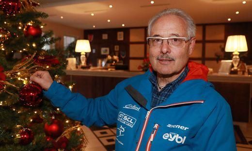 Werner Frömel ist seit 1988 der OK-Chef beim Weltcup in Lienz
