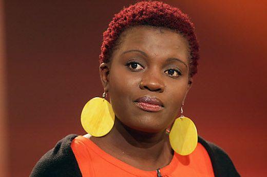 Die Schauspielerin Mercy Dorcas Otieno