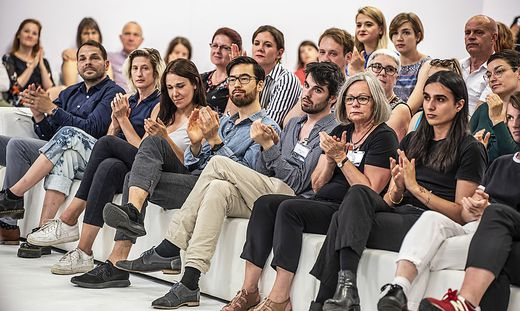 Eroeffnung Ingeborg Bachmannpreis Klagenfurt Juni 2019