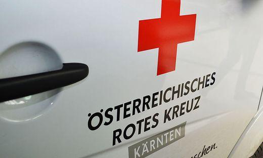 wurden von der Rettung ins UKH Klagenfurt eingeliefert (Sujetbild)