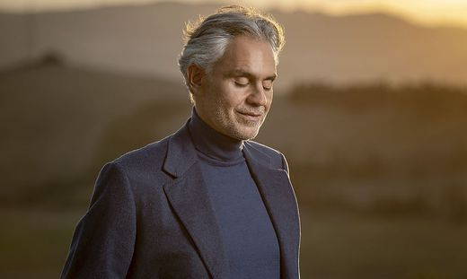 Tourneeverschiebung: Weltstar ANDREA BOCELLI - The Most Beloved Tenor