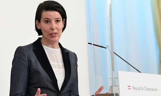 Katharina Reich, oberste Beamtin im Gesundheitsministerium
