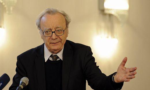 Alfred Brendel erhaelt Franz-Liszt-Ehrenpreis