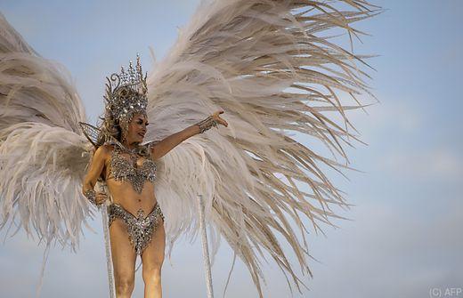 Ausklang des Karnevals mit den besten Sambaschulen