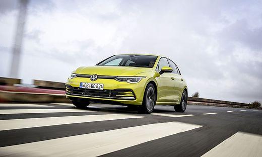 Softwareprobleme: VW muss Auslieferung von Golf stoppen