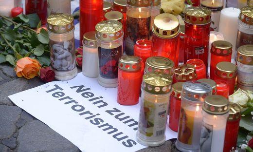 ANSCHLAG IN WIEN: GEDENKEN DEN DIE OPFERN