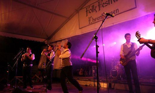 Ab zum Folk Festival nach Ehrenhausen
