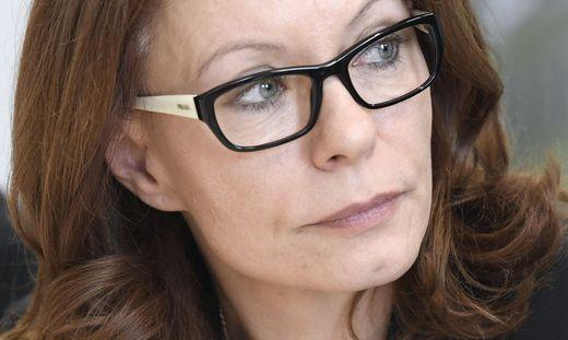 KAV-Generaldirektorin Evelyn Kölldorfer-Leitgeb