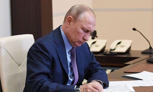 Unterstützung für Putin schwindet