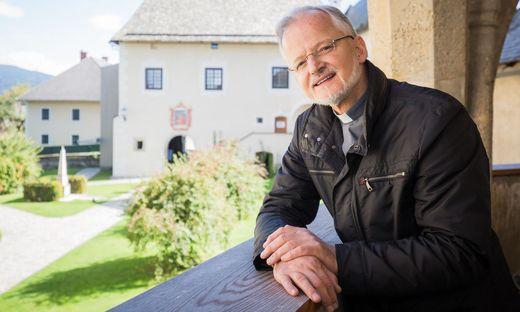 Josef-Klaus Donko zeichnet auch für die Sanierung des Maria Saaler Doms verantwortlich