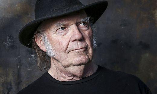 Neil Young möchte in den USA wählen